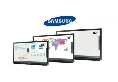 Gamme tactile Samsung Série DM : le remplaçant du TBI